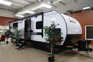 New 2020 Venture Stratus 261VRK Travel Trailer