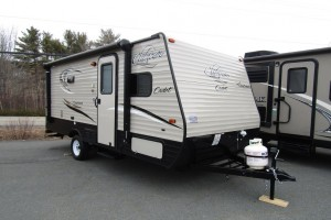 Used 2018 Coachmen Cadet 17 CBH Travel Trailer
