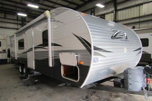 Used 2015 Cross Roads Z-1 252 BH Travel Trailer