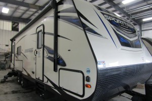 Used 2017 Venture Sport Trek 251 VRK Travel Trailer