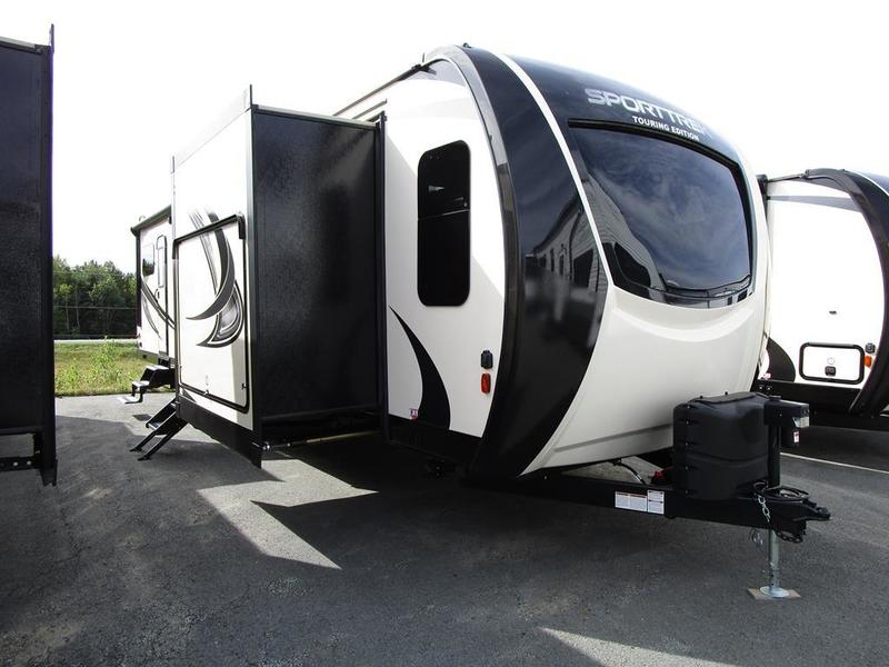 New 2018 Venture SportTrek Touring STT333VFL Travel Trailer